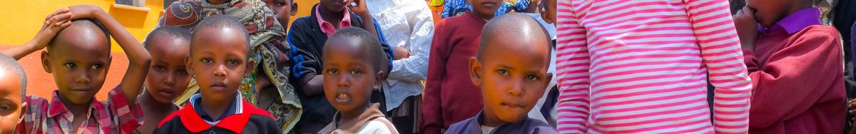 Kids aus Endamarariek